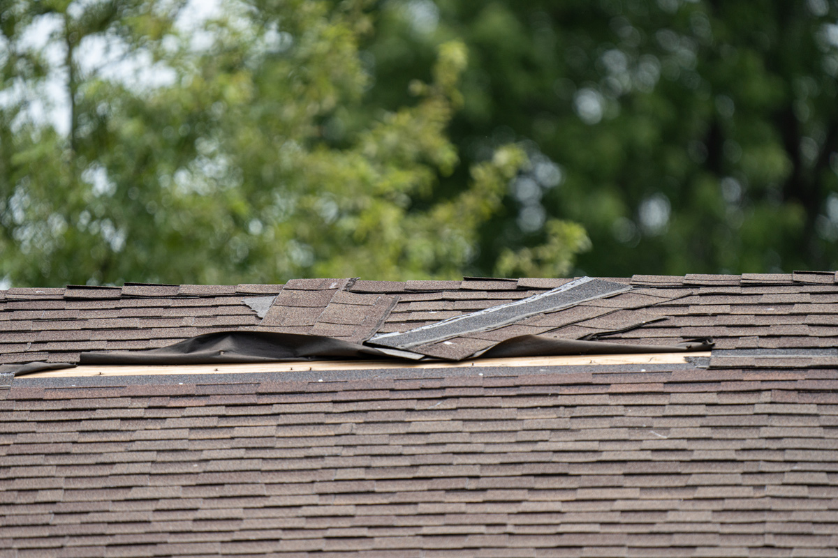 Making Roof-damage Insurance Claims, Step by Step