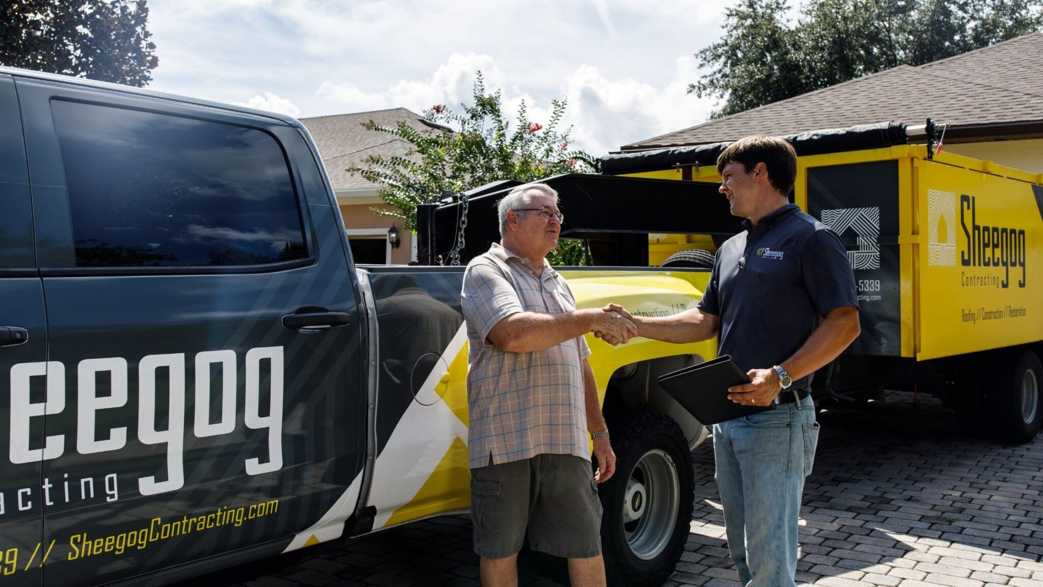Title: What Can I Expect When Hiring Sheegog Contracting for my Roof Replacement?